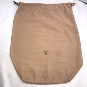 Louis Vuitton Authentic Dust Bag Purse Cover Case